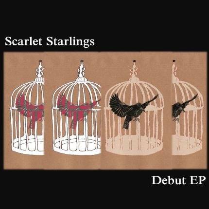 Scarlet Starlings Début EP