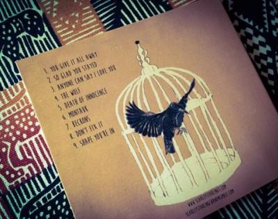 Scarlet Starlings debut CD back