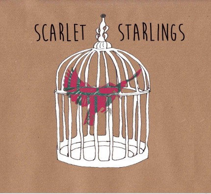 Scarlet Starlings debut album_COVER ART