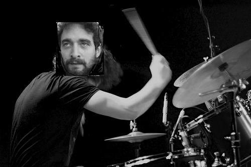Danny G drums